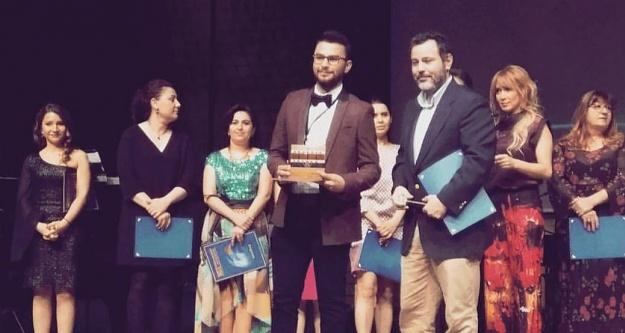 Gümüşhane Üniversitesi, Uluslararası ROFİFE Film Festivalinden 3 ödülle döndü