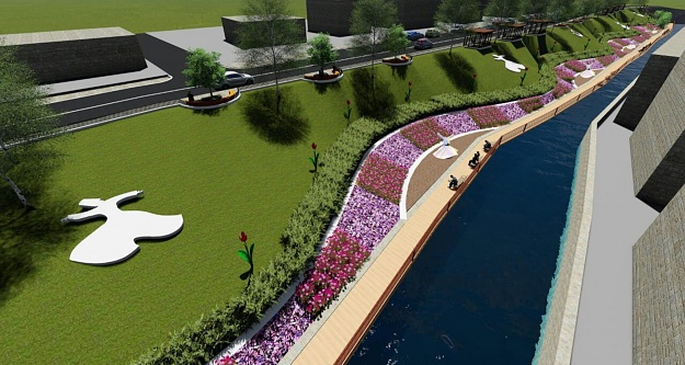 Kelkit#39;te Mevlana Park Projesi başlıyor
