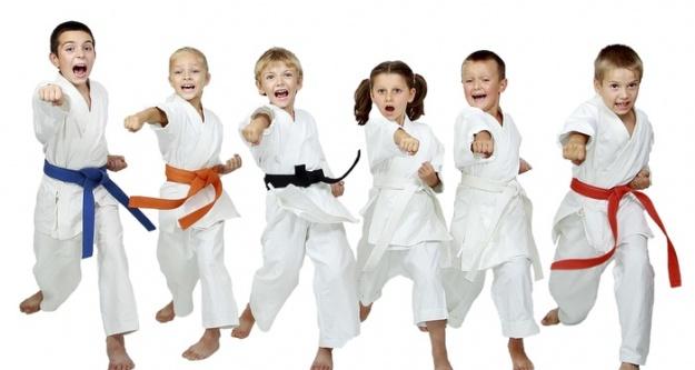 Okullar arası Karate müsabakaları Gümüşhane'de