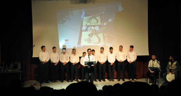 Fatih Anadolu İmam Hatip Lisesi Kutlu Doğum Programı düzenledi