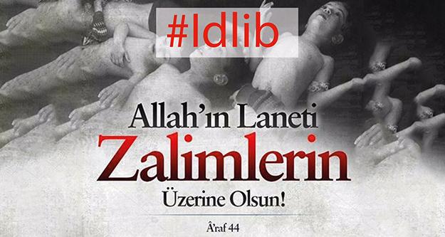 Gümüşhane İdlib için yürüyecek