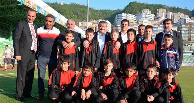 Kelkit'in Messi'leri Türkiye yarı finallerinde