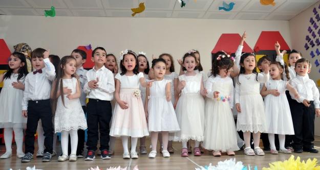 Miniklerden kulüp etkinlikleri ve değerler eğitimi