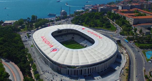 Büyük final Vodafone Arena'da