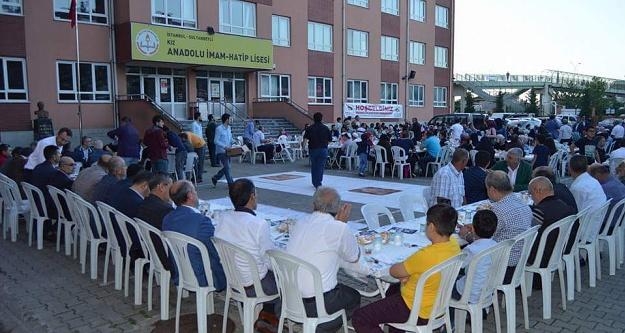 GÜMÜŞ-DER'den iftar programı