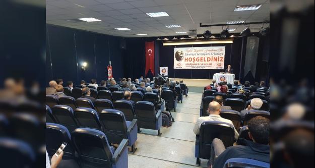 Gümüşhanevi İstanbul'da anıldı