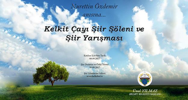 Nurettin Özdemir şiir yarışması düzenlenecek