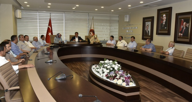 Belediye Meclisi ağustos ayı toplantıları başladı