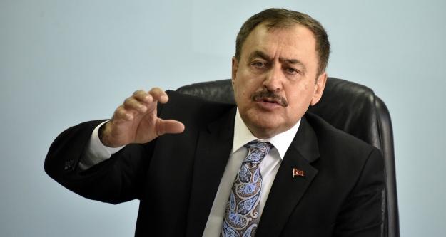 Bakan Eroğlu Gümüşhane'de