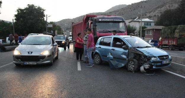 Tekkede yine kaza: 3 yaralı
