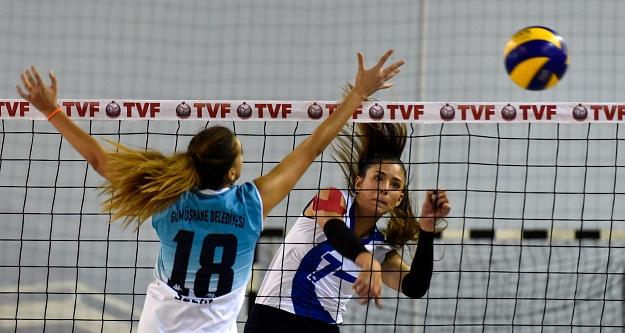 Gümüş Kızlar#039;dan süper galibiyet: 3-1