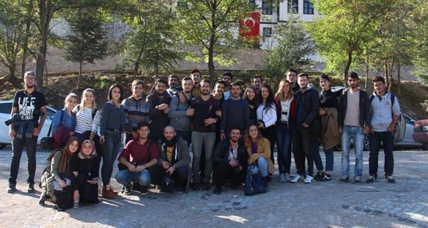 İletişimcilerden Süleymaniye Mahallesine foto safari