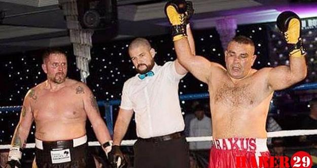 Turkish Tyson' İngiltere'de 3. kemer maçını da kazandı
