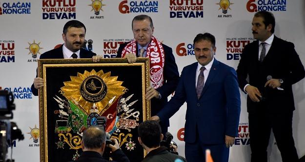 Cumhurbaşkanı Erdoğan Gümüşhanede