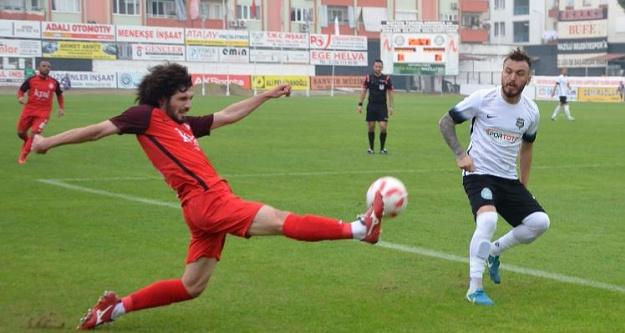 Gümüş Nazilli'den şen döndü: 2-1