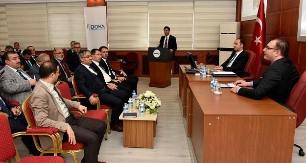 DOKA, turizme vereceği 17 milyonluk desteğini Gümüşhane'de tanıttı