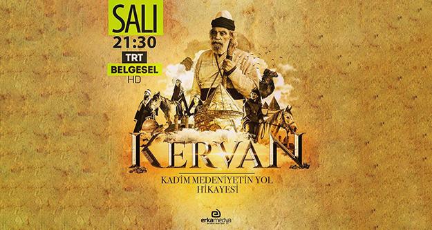 Gümüşhaneli yönetmenden 'Kervan' bu akşam TRT Belgeselde