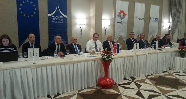 İŞGEM 3. Yönetim yönlendirme komitesi toplantısı yapıldı