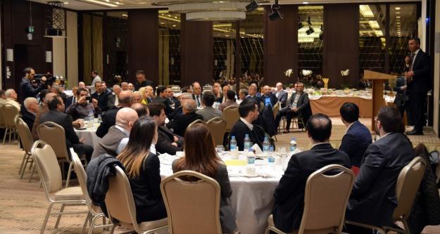 İstanbul#039;da dev iş dünyası-üniversite buluşması