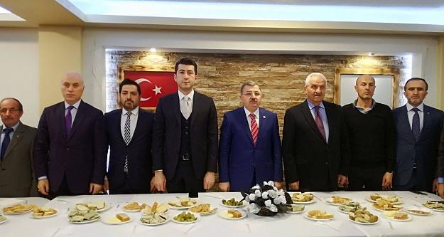 Ankarada ki Gümüşhane dernekleri kurtuluş gününde buluştu