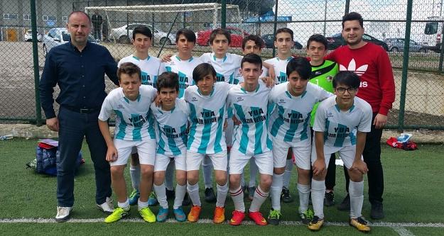 Gazipaşa Türkiye yarı finallerinde
