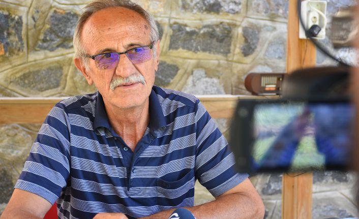 Gümüşhane'nin 'Hışır' Tezenesi Osman Nebioğlu