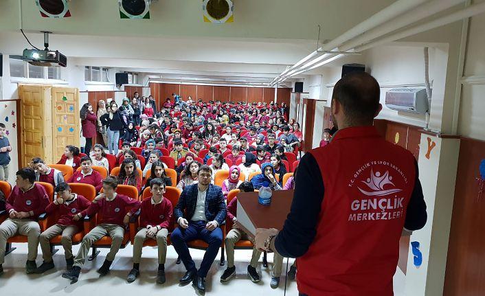 Gençlik Merkezi Kudüs'ü Anlatıyor