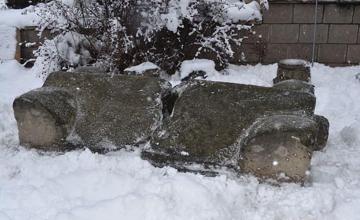 Satala Antik Kenti'nin eserleri 32 yıl sonra evinde