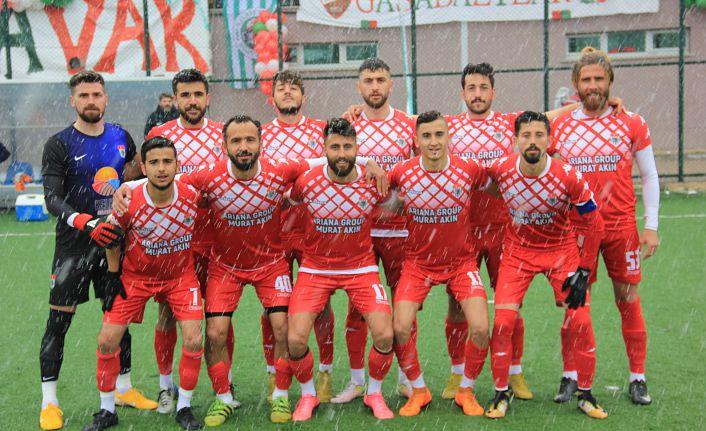 Kelkit Hürriyet'in rakibi Yozgatspor oldu