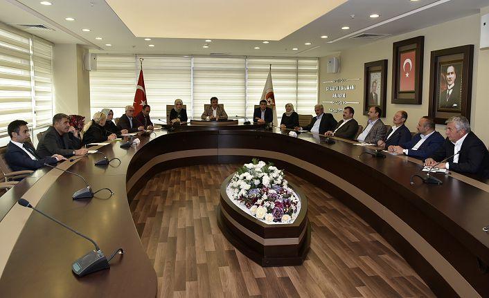 Belediye Meclisi'nin Mayıs ayı toplantısı yapıldı