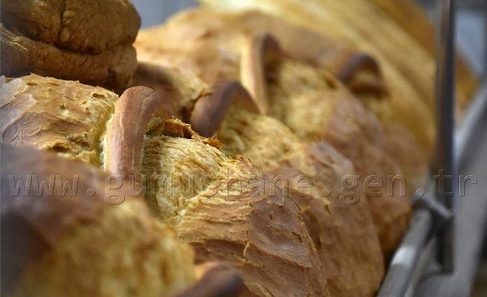 Gümüşhane'de ekmeğe gramaj ayarı