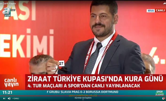Gümüş'ün kupadaki yeni rakibi Yılport Samsunspor