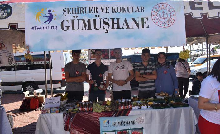 Türk Telekom Fen Lisesi Gümüşhane'yi temsil etti