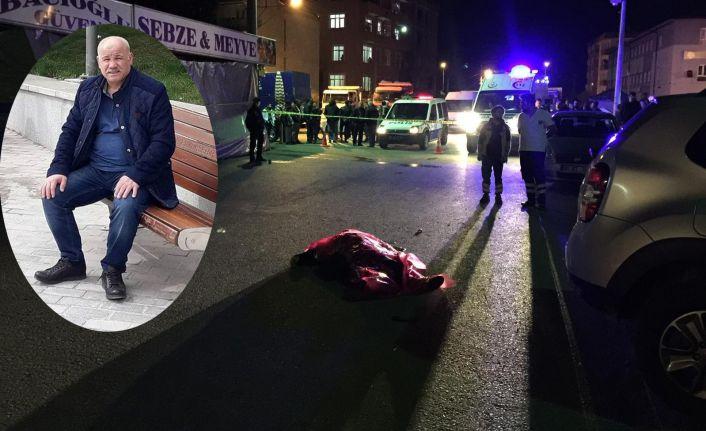 Alçakdere muhtarını Trabzon'da pusuya düşürdüler: 1 ölü