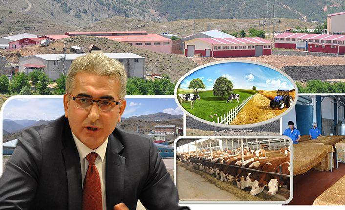 Kırsal Kalkınma Yatırımları ile Gümüşhane'ye 26 proje daha kazandırıldı