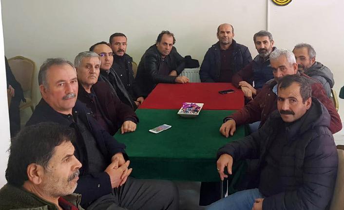 Konya'daki Gümüşhanelilerden birlik beraberlik buluşması