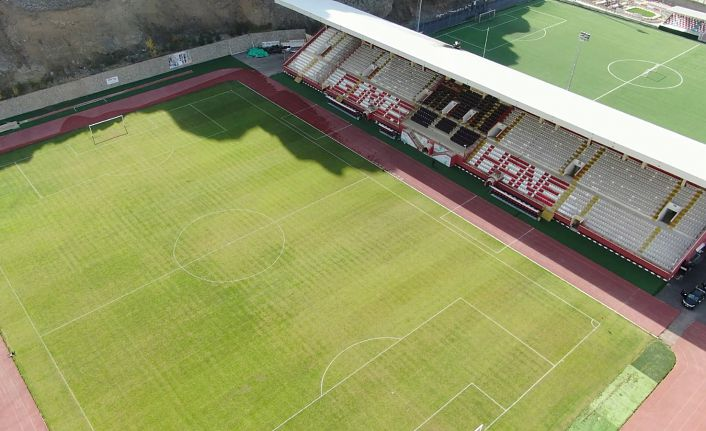 Yeni Şehir Stadyumu yeniden açıldı