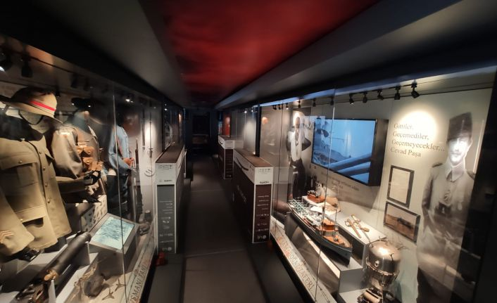 Çanakkale Savaşları Mobil Müzesi Gümüşhane'ye Geliyor