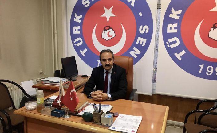 Beşiroğlu: Gümüşhane Sağlık çalışanına desteği ile tüm Türkiye'ye örnek olsun