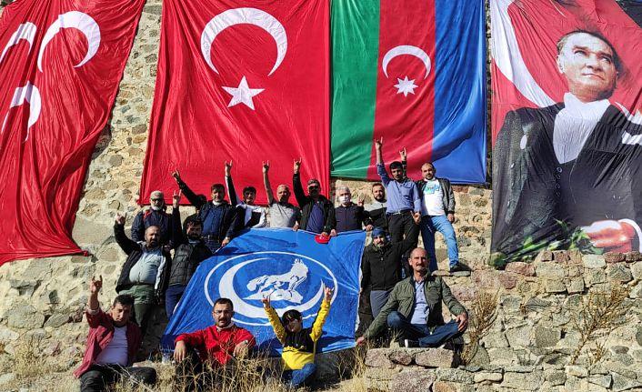 TÜRKAV 29 Ekim'i Kov Kalesinde kutladı