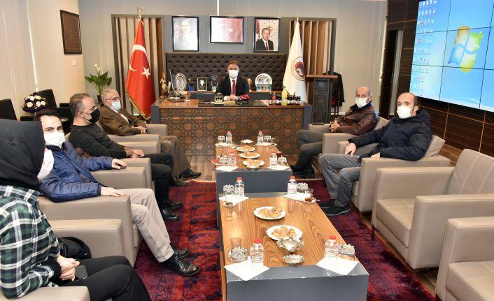 Başkan Çimen'den dobra açıklamalar