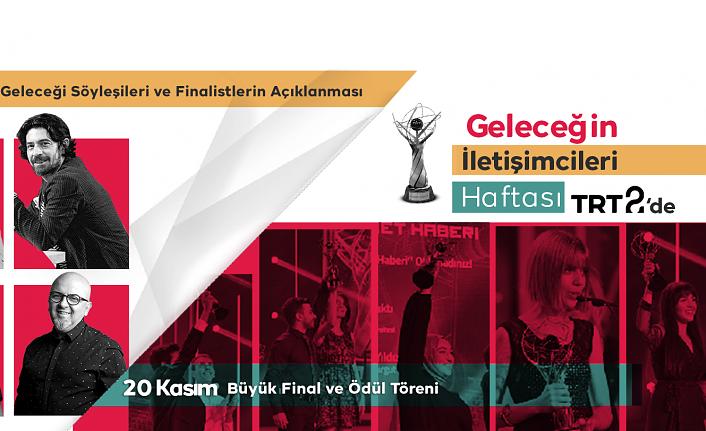 İletişim Fakültesi TRT Geleceğin İletişimcileri Yarışması'nda İlk Üçte