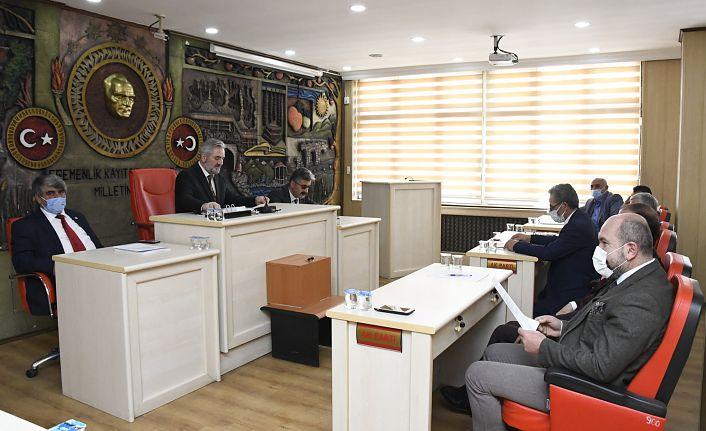 Meclis'in Nisan ayı toplantıları sona erdi