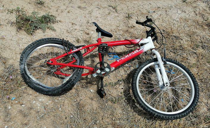 Gümüşhane'de bisiklet kazası: 1 ölü