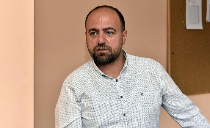 Gümüşhanespor'un 18.başkanı Ertürk Yakut oldu
