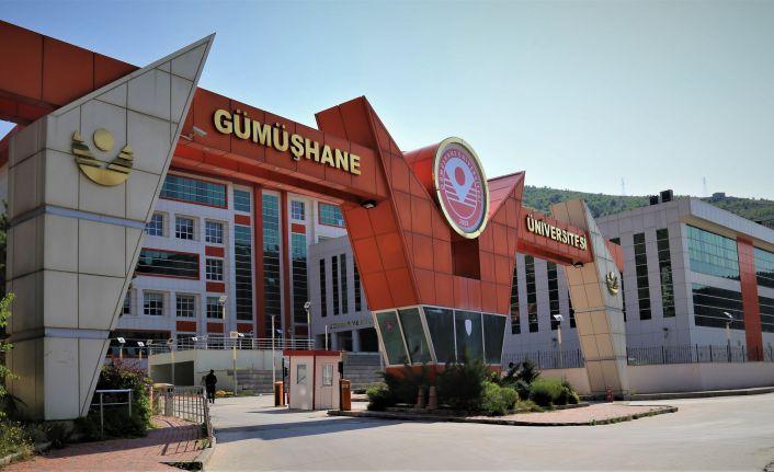 Gümüşhane Üniversitesi'ni kaç öğrenci tercih etti?