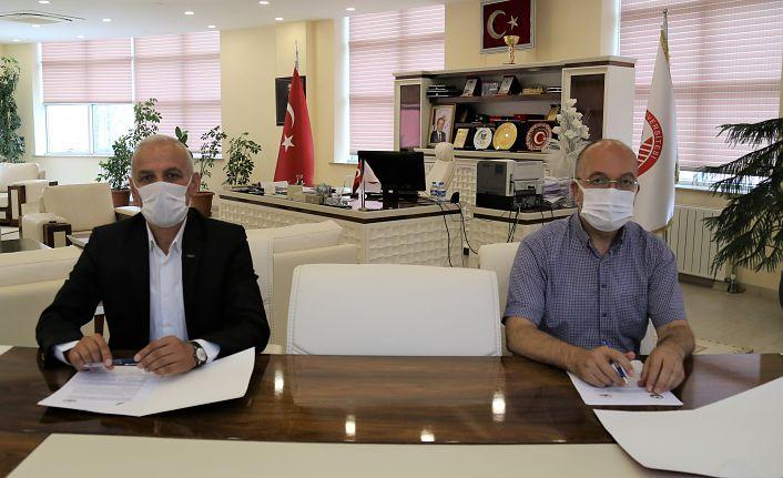 İLKSAN ile GÜ arasında işbirliği protokolü imzalandı