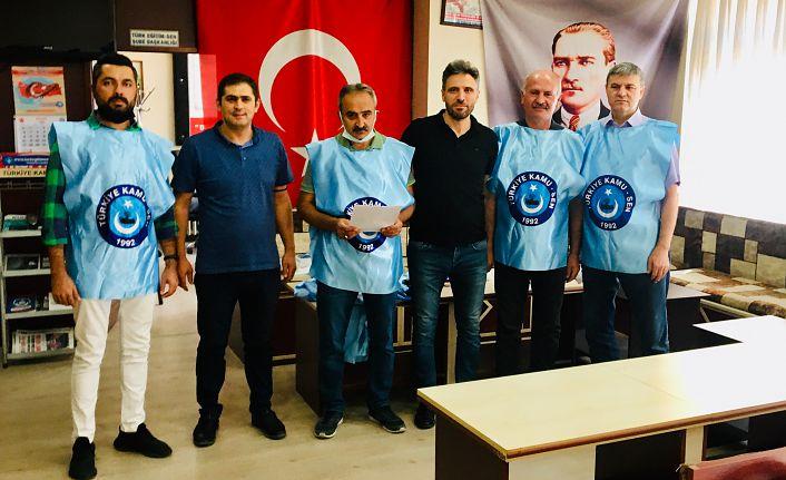 Türk Sağlık-Sen: Şimdi hakkımızı ödeyin