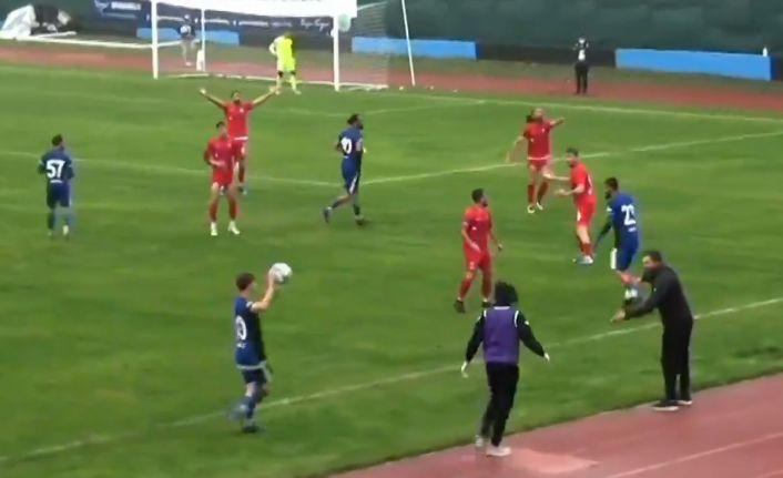 Kaplanlar son dakikada güldü: 1-0