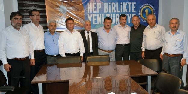 AK Parti'nin 1. Olağanüstü Kurultayı